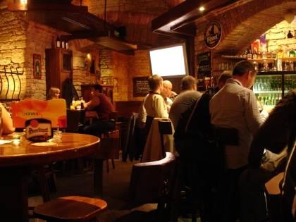 Bar tipo pub