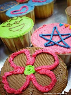 Cupcakes são a nova moda em bolinhos, podendo ser personalizados