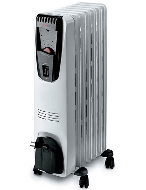 Modelo de aquecedor para ambientes internos