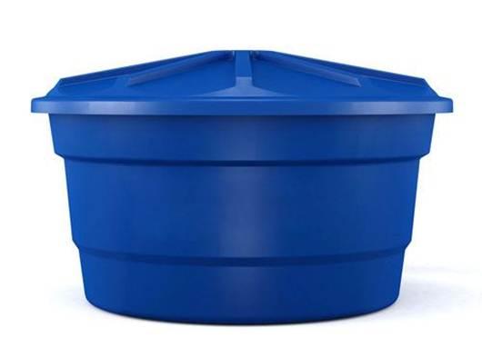 A caixa d'água deve estar sempre trapada e vedada