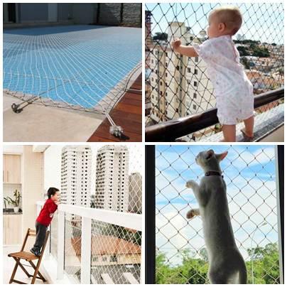 Além das pessoas os animais de estimação também desfrutam da segurança