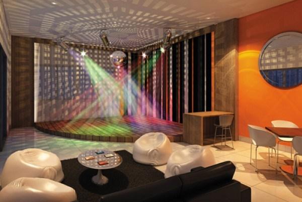 Projete um espaço em sua casa para realizar festas com amigos e familiares