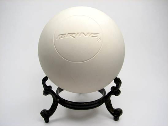 Bola de lacrosse