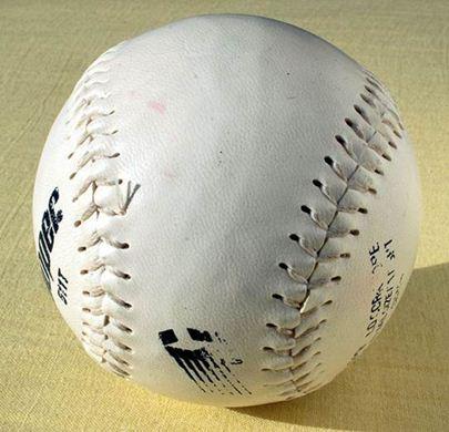 Bola de softball