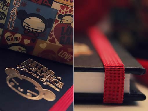 Assim como as coleções do vestuário, os cadernos e agendas tem modelos adaptados à cada início de aulas