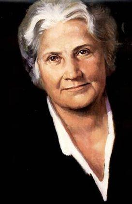 Dra. Maria Montessori (1870 - 1952)
