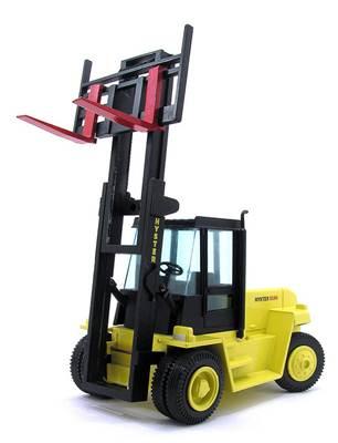 No mercado, existem acessórios que podem aumentar a capacidade de altura e potência das empilhadeiras