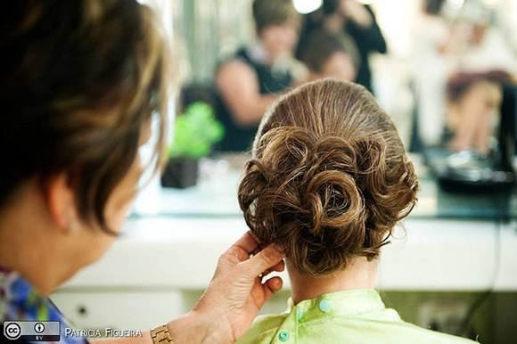 Penteados diferentes para ocasiões especiais