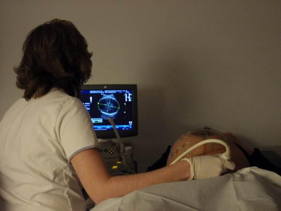 Ultrassonografia em gestantes
