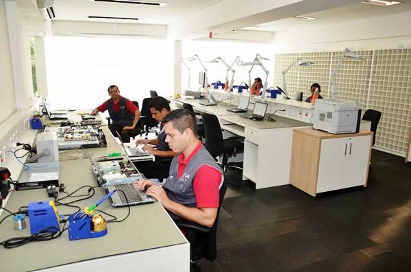 Assistencia técnica em eletroeletrônicos