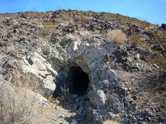 Mineração subterrânea