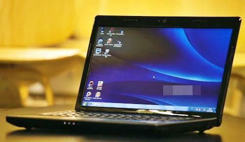 Computador portátil netbook
