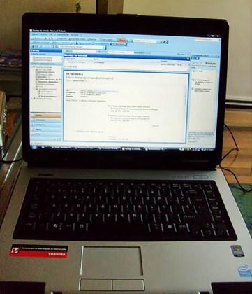 Computador portátil notebook