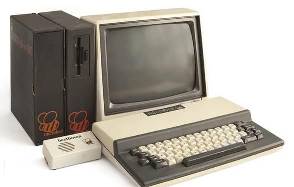 Um dos primeiro computadores comercializados para pessoas físicas
