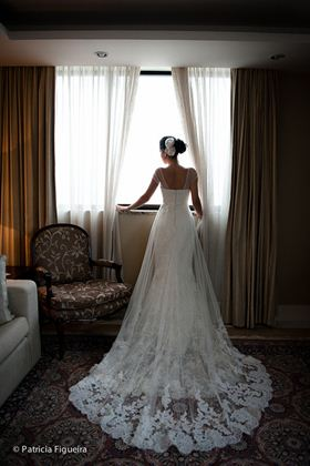 Vestido de noiva, escolha o modelo adequado ao seu corpo
