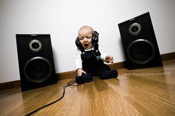 Alto-falante de som