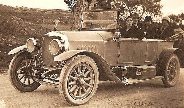 Automóvel antigo