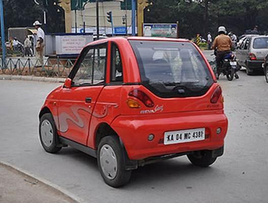 Automóvel elétrico