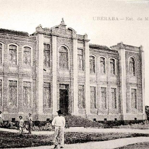 UFTM Uberaba - Inicialmente Penitenciária  (Arquivo)