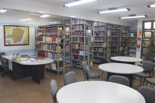 Biblioteca - SESC Uberaba