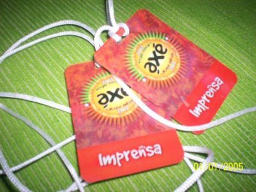 Cartão imprensa Axé Uberaba - Foto: Rodrigo Tubaraum