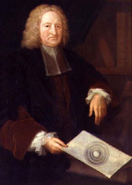 Edmond Halley é o descobridor da relação entre previsão de tempo com o aquecimento solar