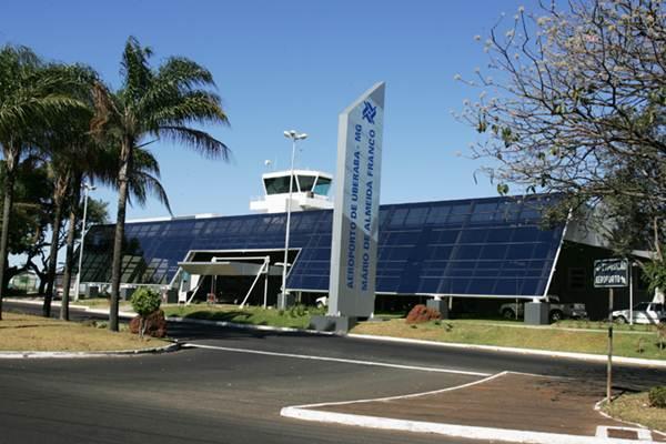 Aeroporto de Uberaba Mário de Almeida Franco - Foto Site da Infraero